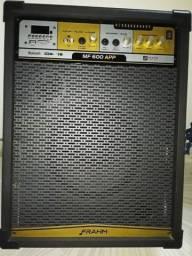 Caixa de som frahm MF 600 APP