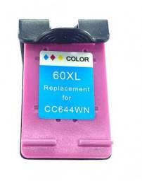 Modelo do cartucho compatível HP 60XL colorida,com melhor preço!!!