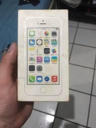Caixa de iPhone 5s