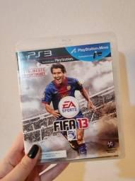 Título do anúncio: Game FIFA 13 - Para playstation 3