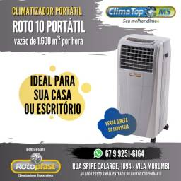 Climatizador Portátil Rotoplast Roto 10