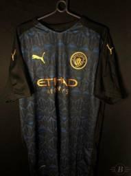 Camisas de Time Manchester City 3