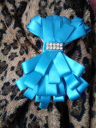 Arco  azul semi novo