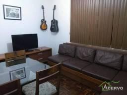 Título do anúncio: Apartamento com 2 dormitórios à venda, 72 m² por R$ 220.000,00 - Centro - Juiz de Fora/MG