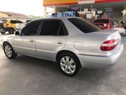 Título do anúncio: Corolla 2001 automático completo QUITADO pronto pra transferir