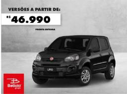 Fiat Uno Attractive 1.0 Flex 4P