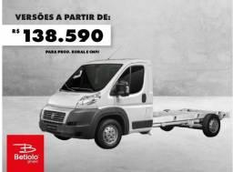 Fiat Ducato Chassi 2.3 Diesel 2P