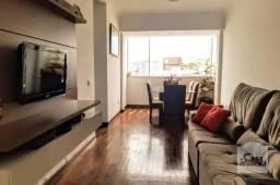 Apartamento à venda com 3 dormitórios em Santa cruz, Belo horizonte cod:277104