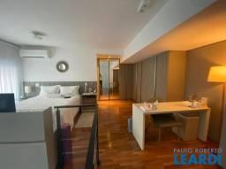 Apartamento para alugar com 1 dormitórios em Jardim américa, São paulo cod:632922