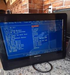 Monitor positivo 15.6 entrada VGA é áudio 150,00