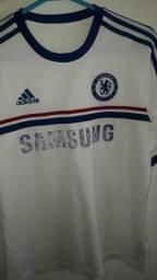 Camisa Chelsea Usada Adidas Original