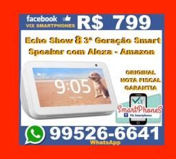 #_#_#_#_ -T-O-P- 8_polegadas Amazon smart speaker  echo show 8   _#_
