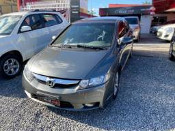 Honda Civic Lxl 1.8 2011 Abaixo Da Fipe Financia 100%