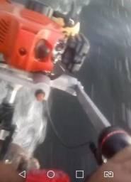 Vendo barco com motor 2.000  perfeito estado motor 100% local niteroi