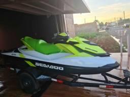Jet ski Seadoo Gti130 com divida!