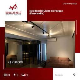 Título do anúncio: Apartamento para venda com 138 metros quadrados com 3 quartos em Farolândia - Aracaju - SE