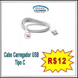 Cabo USB Tipo C 3.1 Reforçado Sansung, Xiaomi, Motorola...