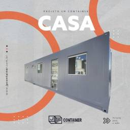 Promoção Casa Container Reefer 01 quarto Completa