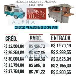 Compre seu food truck