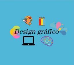 Design gráfico básico, logomarcas etc.