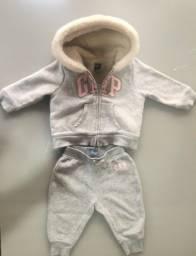Conjunto baby GAP 6-12 meses