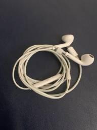 Fone de ouvido para IPhone entrada Lightning