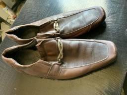 Sapato social 43 couro