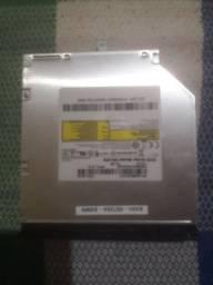 Modulo de CD e DVD para Notebooks