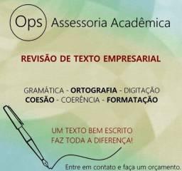 Assessoria Acadêmica e Empresarial