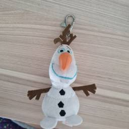Chaveiro Olaf novo