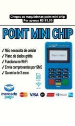 Maquininha Point mini chip