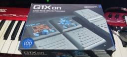 Título do anúncio: Pedaleira Zoom G1X on Nova