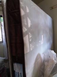 Colchão King size 193x203 com box