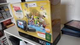 Vendo/troco Wii u edição zelda novo na caixa completo