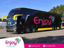 Título do anúncio: Enjoy Turismo | Aluguel de Ônibus, Micro-Ônibus e Vans p/ todo o Brasil!