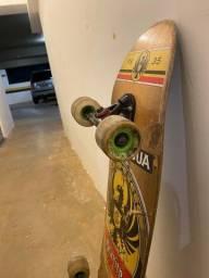 Skate longboard gravity freehide 100%