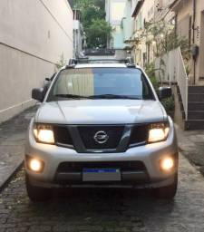 Nissan Frontier SV Attack 2.5 Turbo Eletronic Diesel