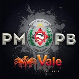 Curso Soldado Polícia Militar da Paraíba Soldado - PMPB?