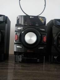 Rádio LG 220w