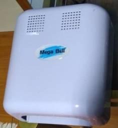Secadora de unhas de porcelana gel e acrigel (nova, sem uso) 110 v - Vendo ou Troco