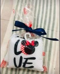 Chaveiro Minnie e Mickey (LOVE)