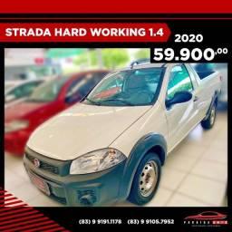 Strada Hard Working Cabine Simples 1.4 - 2020