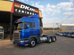 Título do anúncio: Scania R 440 A 6x2 automatico 2013 ( leia o anuncio )