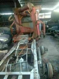 Caminhão f600 traçado