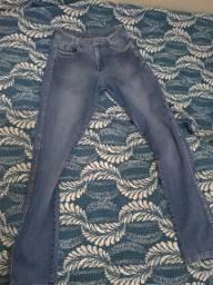 Calça Jeans Zait Tradicional / 40