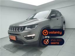 Jeep Compass 2018 2.0 16v flex sport automático
