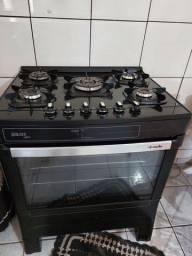 Vendo fogão de 5 bocas elétrico