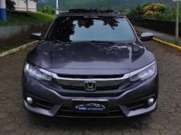 Honda Civic 2017 Touring 1.5 Turbo - Teto solar - Aceito troca!