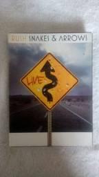 DVD RUSH - Snakes & Arrows