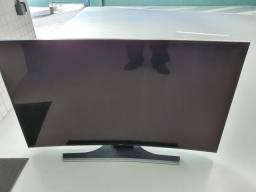 Smart tv samsung 55 curva